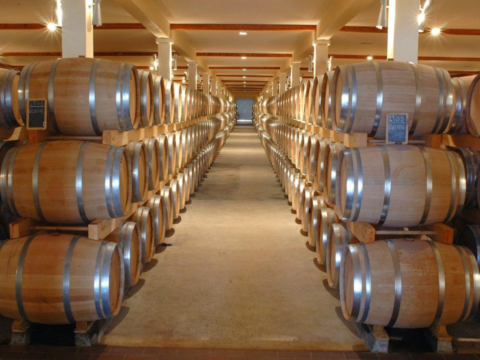 Stack of Barrel